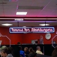 Photo taken at Steak 'n Shake by Ann C. on 5/4/2013
