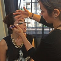 Photo taken at Prive Make Up Studio by Vilexter on 4/3/2014