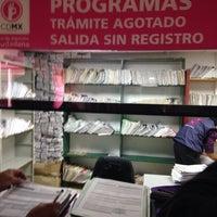 Das Foto wurde bei Registro Público de la Propiedad y Comercio von Alito C. am 9/20/2016 aufgenommen