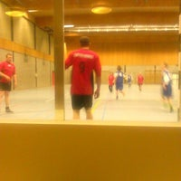 Photo taken at Sportschuur by Shari M. on 3/10/2014
