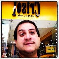 Photo taken at Librerías Crisol by Omar T. on 12/22/2012