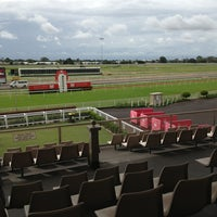 Photo taken at Eagle Farm Racecourse by Tommi on 4/10/2013
