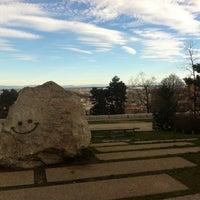 Photo taken at Parc du Gros Caillou by Alain D. on 12/29/2012