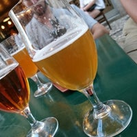 Photo taken at Duque Brewpub by Dan A. on 9/10/2018