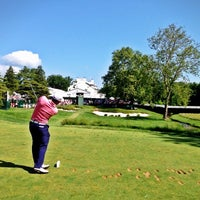 Photo taken at Merion Golf Club by Callaway G. on 6/12/2013