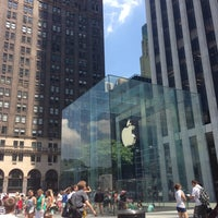 Photo taken at Apple Fifth Avenue by Tyler R. on 7/29/2013