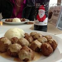 Photo taken at IKEA by Owen M. on 12/20/2012