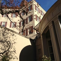 Photo taken at Winterthur Museum, Garden & Library by Owen M. on 11/23/2012