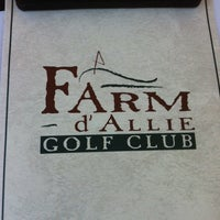 Photo taken at The Farms Golf Club by Charlie E. on 5/4/2013