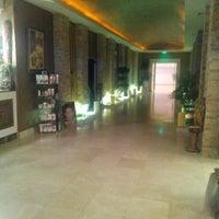Photo taken at Klikya Palace NMS SPA by Cafer O. on 6/16/2014