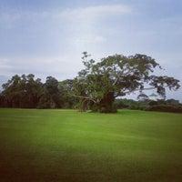 Photo taken at Bidadari Cemetery by Ashley M. on 1/6/2013