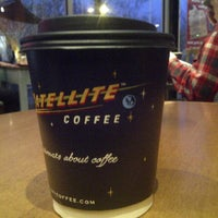 Photo taken at Satellite Coffee by Brian S. on 1/1/2013