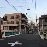 Photo taken at 宮前橋 by けにえる 隅. on 3/25/2017