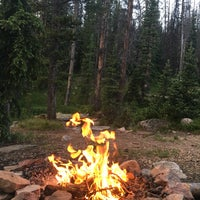 Photo taken at Uinta Mountains by Brynn F. on 7/10/2016