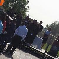 Photo taken at Ramona Jr High by Ricardo S. on 6/6/2014