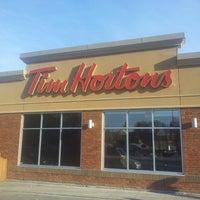Photo taken at Tim Hortons by David N. on 3/30/2013