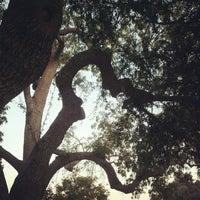 Photo taken at Orizaba Park by Barb W. on 11/8/2012