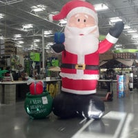 Photo taken at Lowe's Home Improvement by Barb W. on 9/29/2012