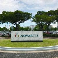 Photo taken at Novartis Singapore Pharmaceutical Manufacturing Ptd Ltd by 'Reyhan T. on 9/20/2017