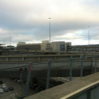 Photo taken at SFO AirTrain Station - Garage A by Paul B. on 8/9/2013