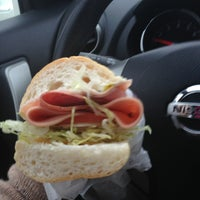 Photo taken at Hero's Submarine Sandwich Shop by Tonina R. on 2/21/2013