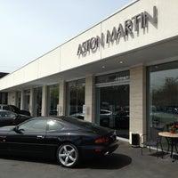 Park Place Aston Martin Automotive Shop In Bellevue - Park place aston martin