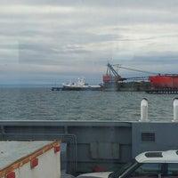 Photo taken at Transbordadora Austral Broom by Natalia H. on 2/14/2013