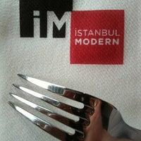 11/7/2012 tarihinde Aleksey M.ziyaretçi tarafından Restoran İstanbul Modern'de çekilen fotoğraf