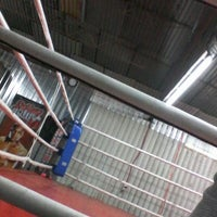 Photo taken at Boxing Club by Yaren M. on 1/11/2014