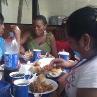 Photo taken at Costa's Burguer & Chicken by Alexander M. on 6/29/2014