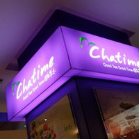Photo taken at Chatime by Mick on 7/28/2013