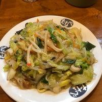 Photo taken at 麺屋 神風 by ミダ on 3/11/2017