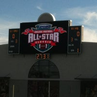 Photo taken at Cramton Bowl by Brian A. on 1/19/2013
