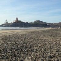 Photo taken at Cerritos Beach Club & Surf by Tania V. on 1/15/2014
