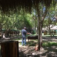 Photo taken at Granja El Rancho by El-Ghallier G. on 1/25/2015
