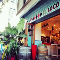 Photo taken at El Loco by Mirna S. on 4/11/2013