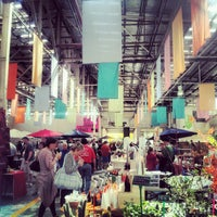 Photo taken at Old Bus Depot Markets by Mirna S. on 4/28/2013