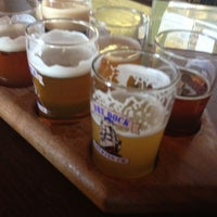 Photo taken at Dry Dock Brewing Company - South Dock by Mark H. on 6/9/2013