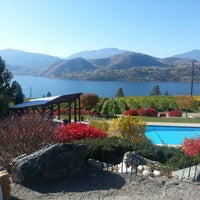Photo taken at Blasted Church Winery by Rachael T. on 10/18/2013