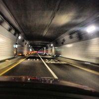 Photo taken at Namsan Tunnel 3 by HyungJoon M. on 6/10/2013