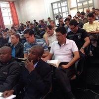 Photo taken at Auditório da Faculdade UNASP by René H. on 7/3/2014