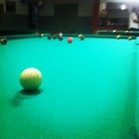 Photo taken at Executivo Snooker Bar e Bilhar by Leandro F. on 9/1/2015