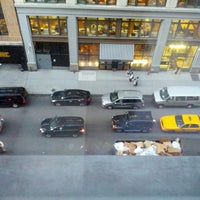 Photo taken at Four Points by Sheraton Manhattan Chelsea by Stephen F. on 9/17/2013