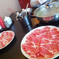 Photo taken at Fu Lin Hot Pot by Stephen F. on 12/14/2012