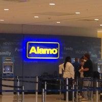 Photo taken at Alamo Rent A Car by Rafael S. on 11/4/2012