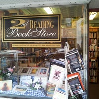 Photo taken at Second Reading Book Store by Mike G. on 7/26/2013