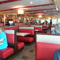 Photo taken at Ambrosia Diner by Aaron L. on 8/18/2013
