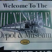 Foto diambil di Huntsville Depot oleh Rebecca H. pada 10/4/2012