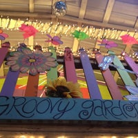 Photo taken at Groovy Garden NCF by TJ H. on 7/31/2013