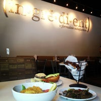 Photo taken at ingredient restaurant by TJ H. on 6/26/2013